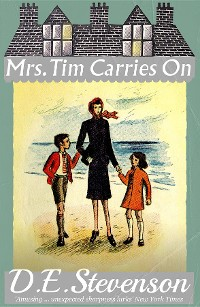 Cover Mrs. Tim Carries On