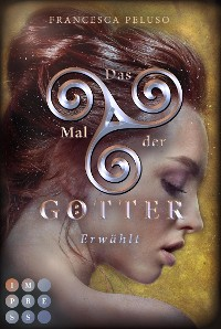 Cover Das Mal der Götter 4: Erwählt