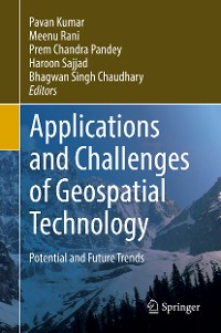 Cover Applications and Challenges of Geospatial Technology