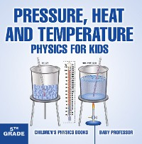 Cover Pressure, Heat and Temperature - Physics for Kids - 5th Grade | Children's Physics Books