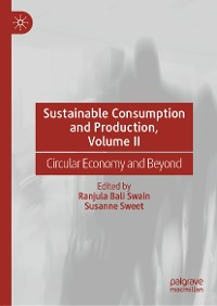 Cover Sustainable Consumption and Production, Volume II