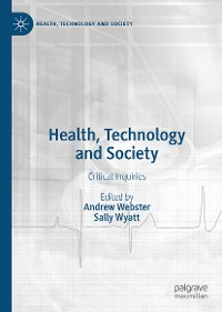 Cover Health, Technology and Society