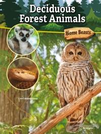 Cover Deciduous Forest Animals