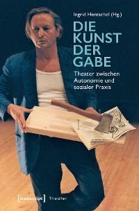 Cover Die Kunst der Gabe