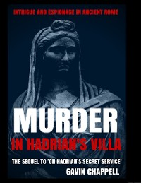 Cover Murder In Hadrian's Villa