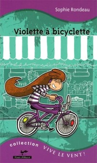Cover Violette a bicyclette 9