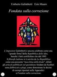 Cover Umberto Galimberti Ezio Mauro Fondata sulla corruzione
