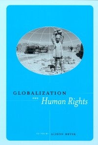 Cover Globalization and Human Rights