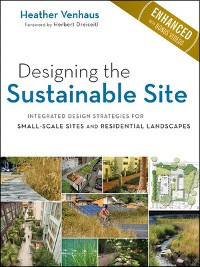 Cover Designing the Sustainable Site