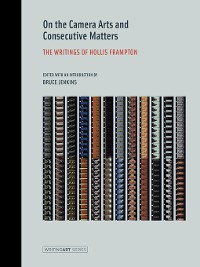 Cover On the Camera Arts and Consecutive Matters