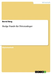 Cover Hedge Funds für Privatanleger