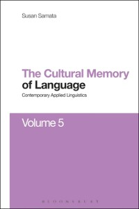 Cover Cultural Memory of Language