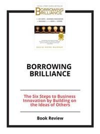 Cover Borrowing Brilliance