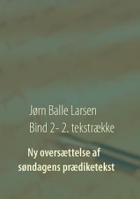 Cover Ny oversættelse af søndagens prædiketekst