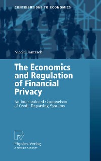 Cover The Economics and Regulation of Financial Privacy