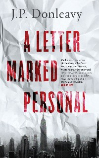 Cover A Letter Marked Personal