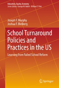 Cover School Turnaround Policies and Practices in the US