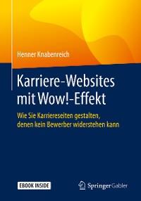 Cover Karriere‐Websites mit Wow!‐Effekt