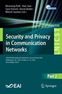 Cover Security and Privacy in Communication Networks