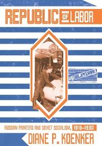 Cover Republic of Labor