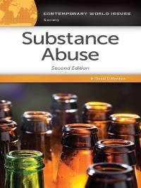 Cover Substance Abuse