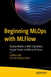 Cover Beginning MLOps with MLFlow