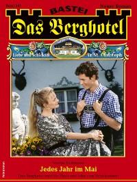 Cover Das Berghotel 245 - Heimatroman