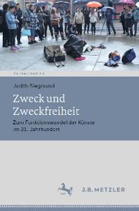 Cover Zweck und Zweckfreiheit