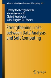 Cover Strengthening Links Between Data Analysis and Soft Computing