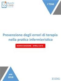 Cover Prevenzione degli errori di terapia nella pratica infermieristica (nuova edizione-aprile 2018)