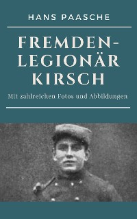 Cover Fremdenlegionär Kirsch