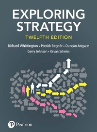 Cover Exploring Strategy, Text Only, 12th Edition