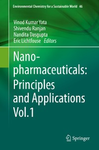 Cover Nanopharmaceuticals: Principles and Applications Vol. 1