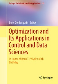 Cover Optimization and Its Applications in Control and Data Sciences