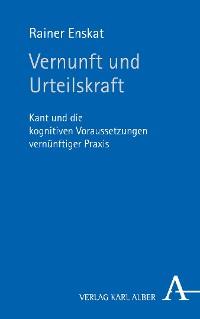 Cover Vernunft und Urteilskraft