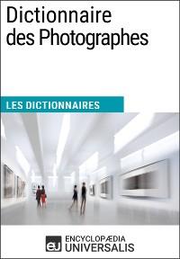 Cover Dictionnaire des Photographes