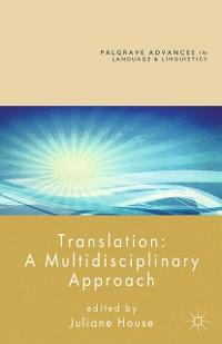 Cover Translation: A Multidisciplinary Approach