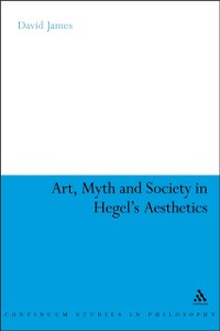 Cover Art, Myth and Society in Hegel's Aesthetics