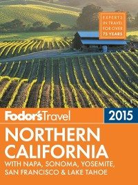 Cover Fodor's Northern California 2015