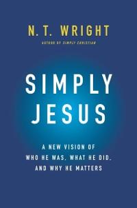 Cover Simply Jesus