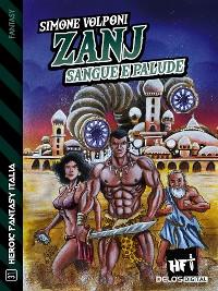 Cover Zanj, sangue e palude