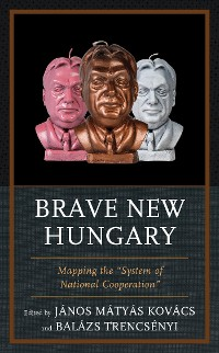 Cover Brave New Hungary