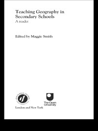 Cover Teaching Geography in Secondary Schools