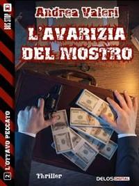 Cover L'avarizia del mostro