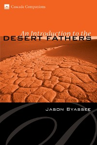 Cover An Introduction to the Desert Fathers
