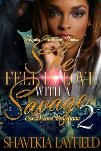 Cover She Fell In Love with a Savage 2