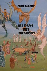 Cover Au pays des dragons