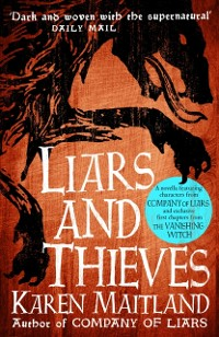 Cover Liars and Thieves (A Company of Liars short story)