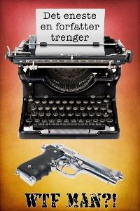 Cover Det eneste en forfatter trenger