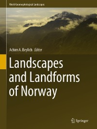 Cover Landscapes and Landforms of Norway